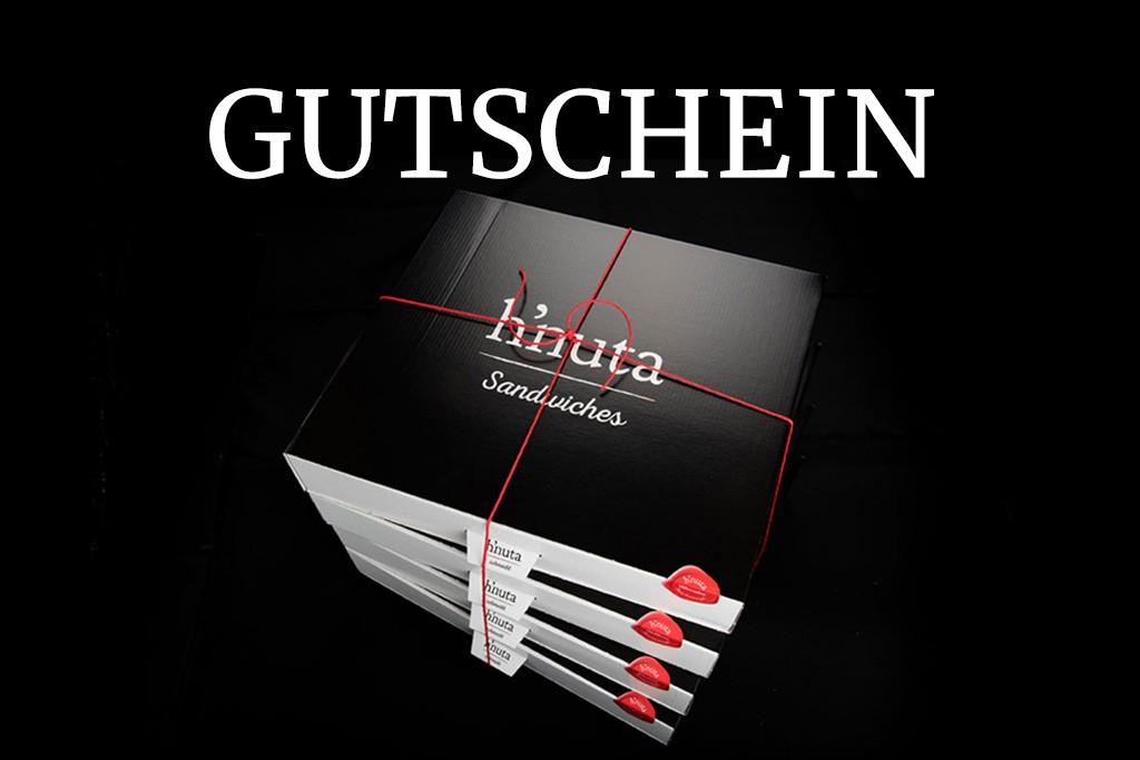 Gutschein - Hnutas - Brötchen Catering